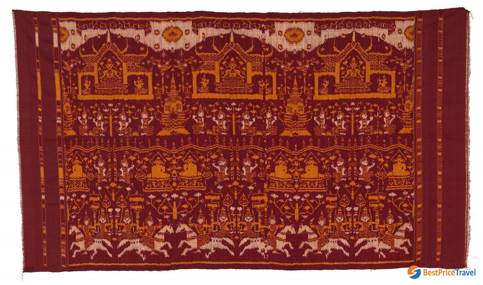 A Master Piece Pidan Silk for perfect souvenirs from Cambodia