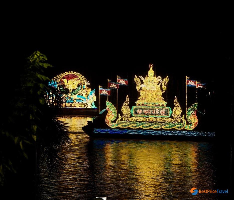 Bandaet Pratipis believed to take away bad energy after the festival