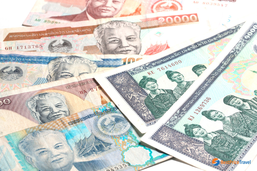 Laos's currency