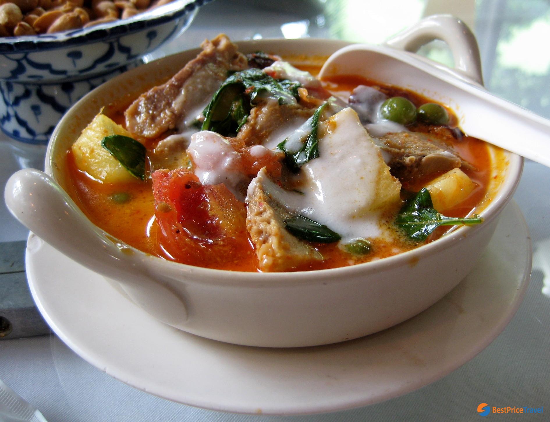 Or Lam - top must-try laos food
