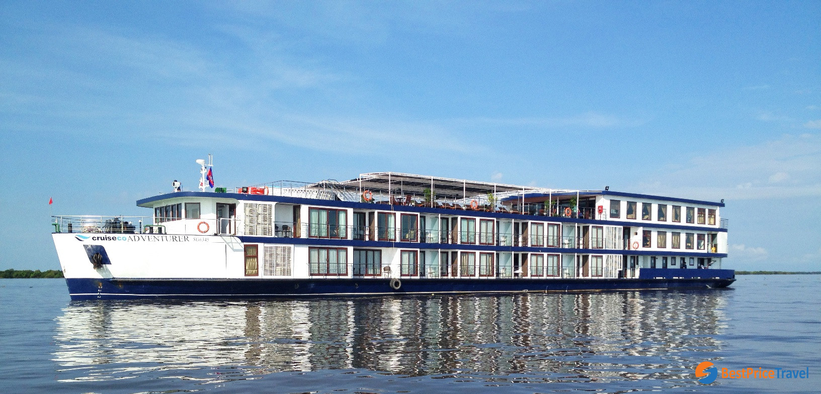 RV Mekong Prestige II Cruise