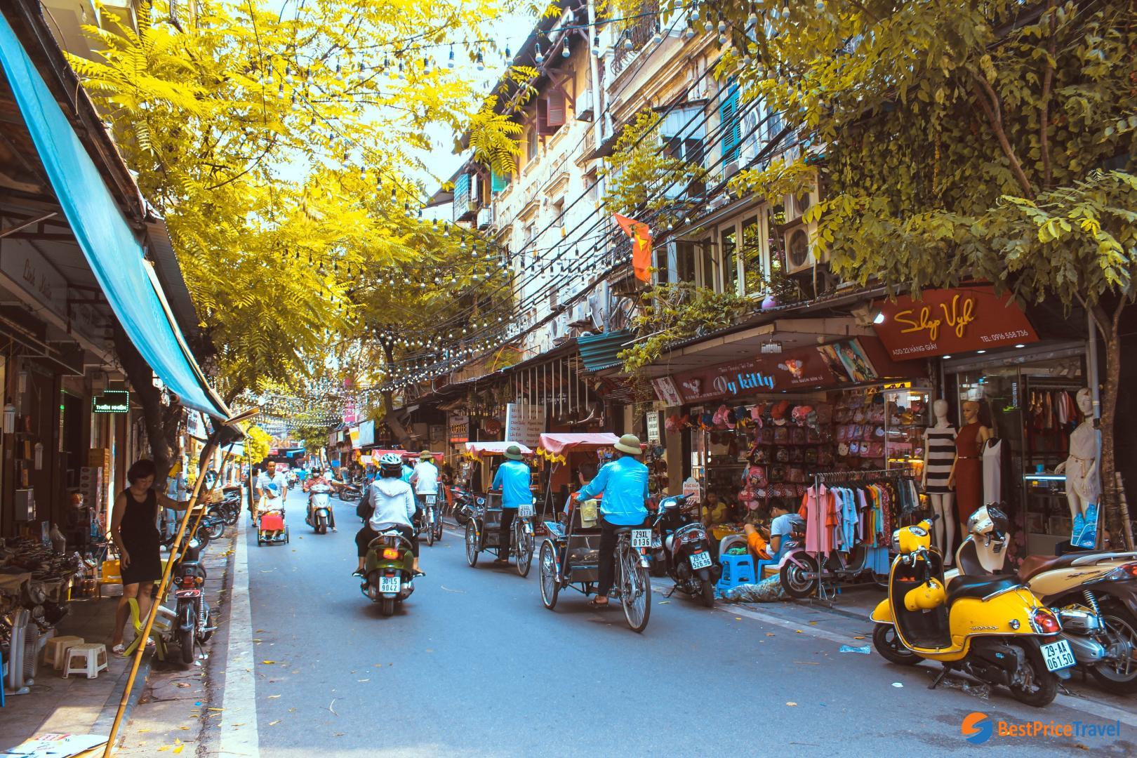 Best of Inspirational Ideas about Hanoi Street Photography -  Hanoi Old Quarter