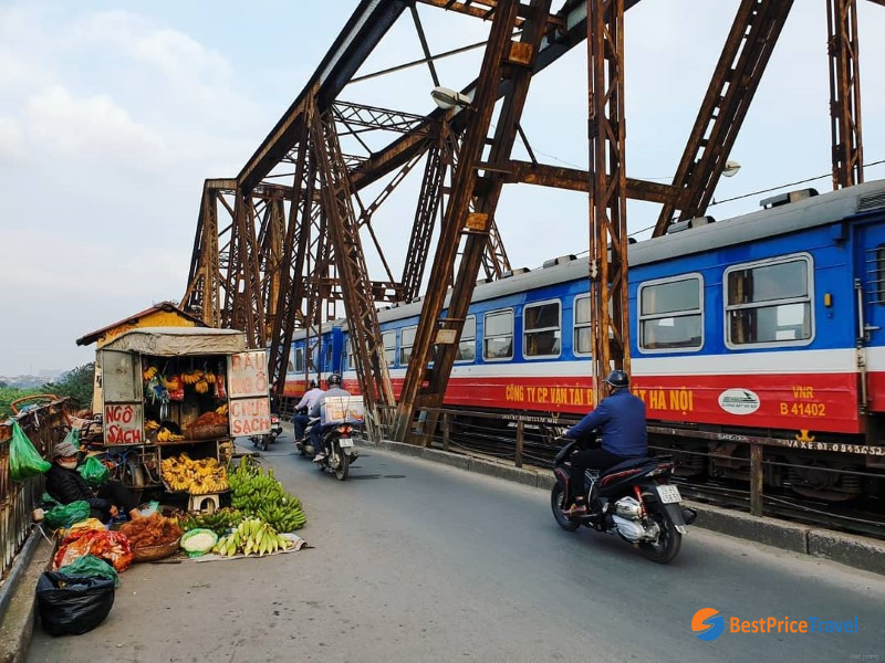 Best of Inspirational Ideas about Hanoi Street Photography - Long Bien Bridge