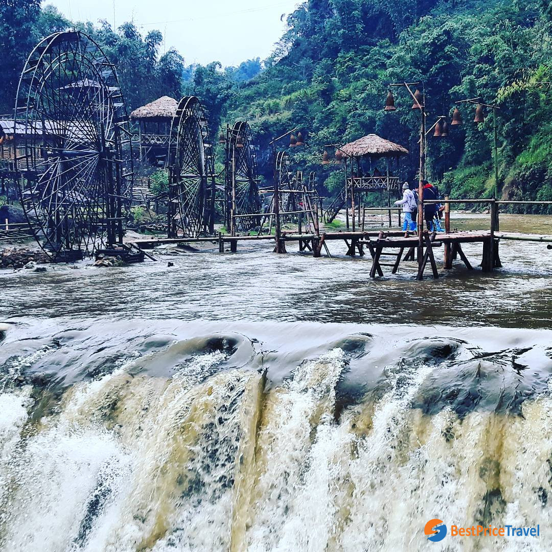 Sapa Cat Cat Village - most popular charming village in northern vietnam