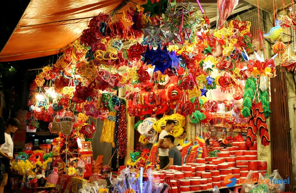 Lantern Street - Mid-Autumn Festival