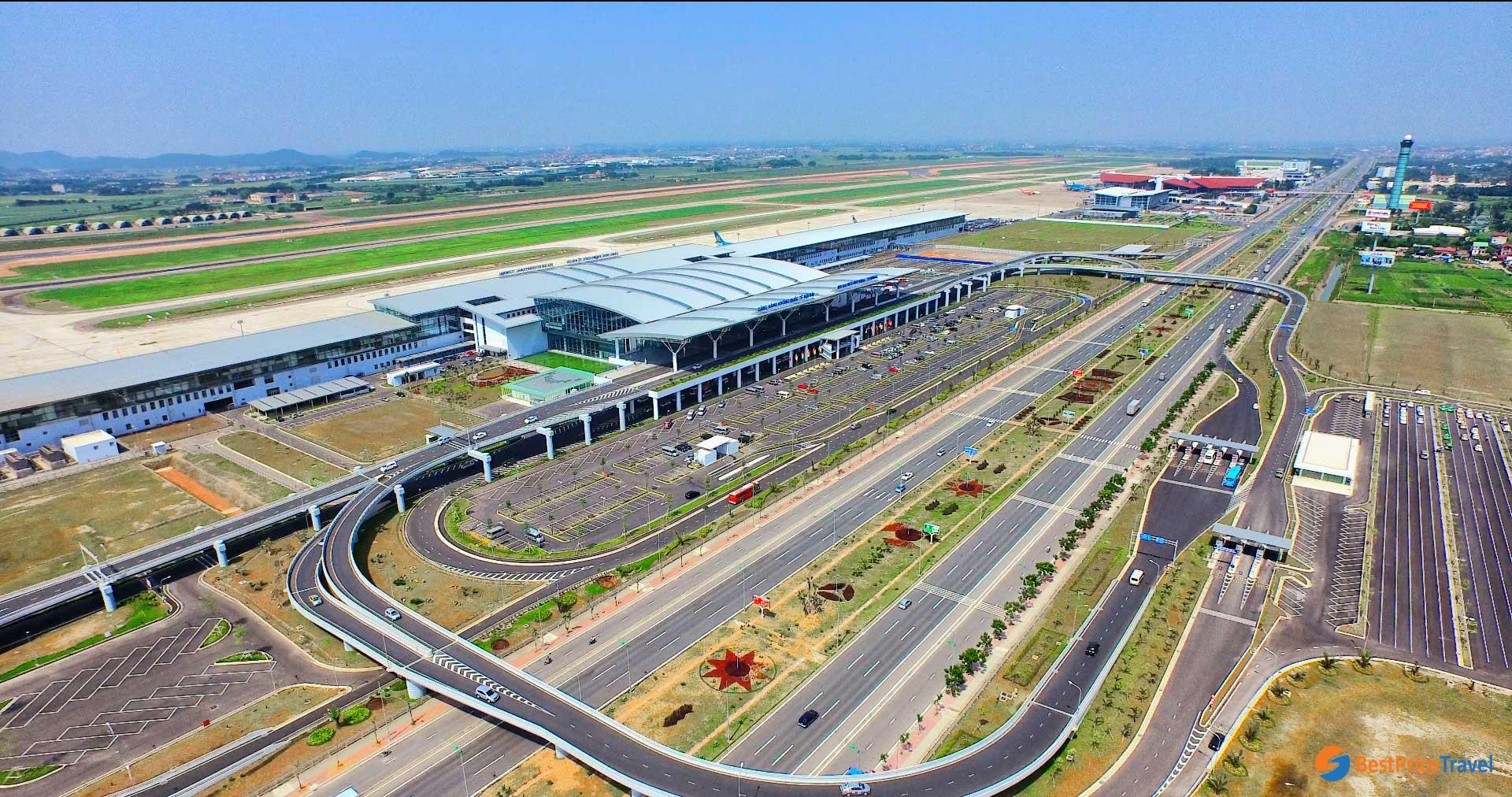 Noi Bai airport - Vietnam International Airports