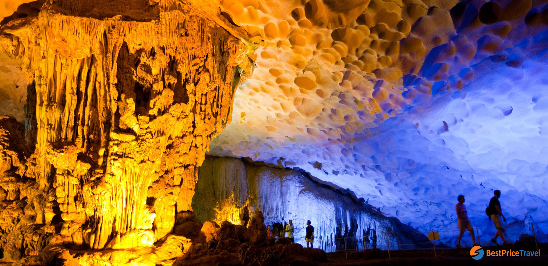 Sung Sot cave will make you amazed – as its name