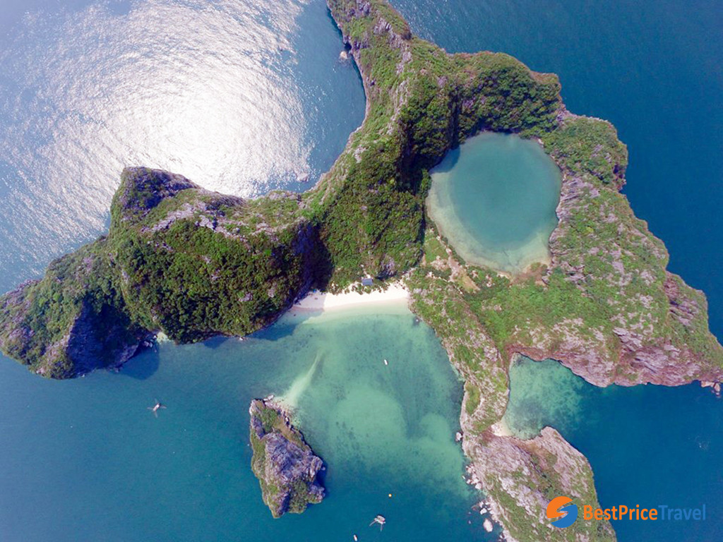 Visit Dragon Eye Island in Spring