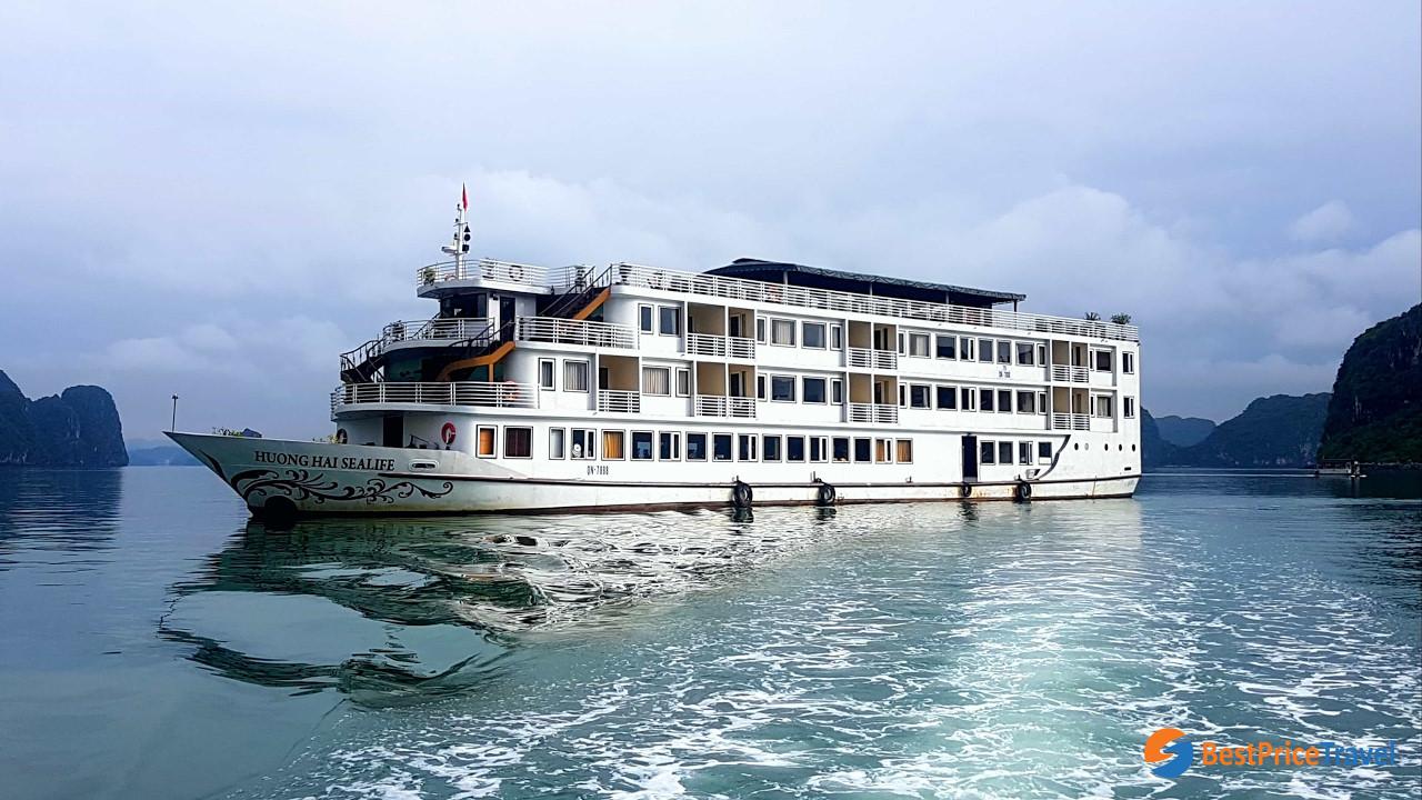 Sealife Halong Bay Cruise