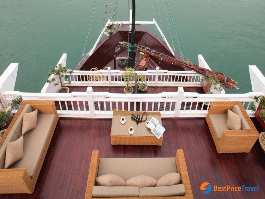 Aclass Stellar Halong Bay Cruise