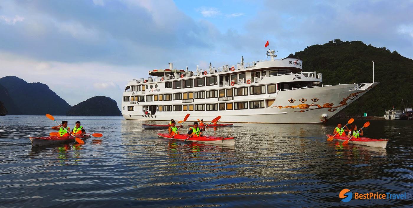Starlight Halong Bay Cruise