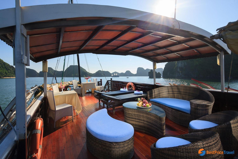 Paloma Halong Bay Cruise