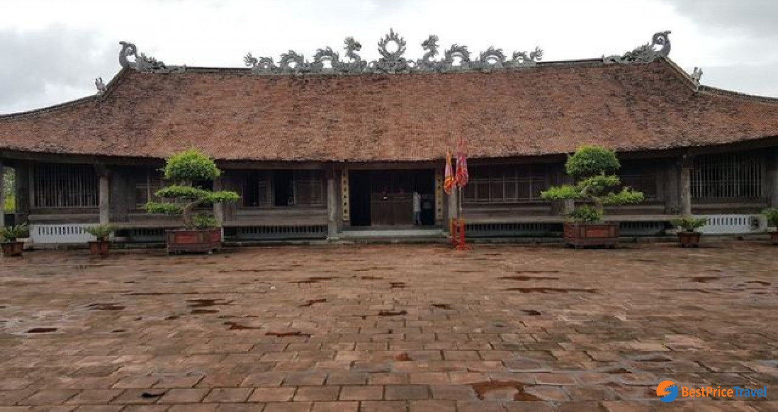 Tra Co Temple - tra co temple Festival