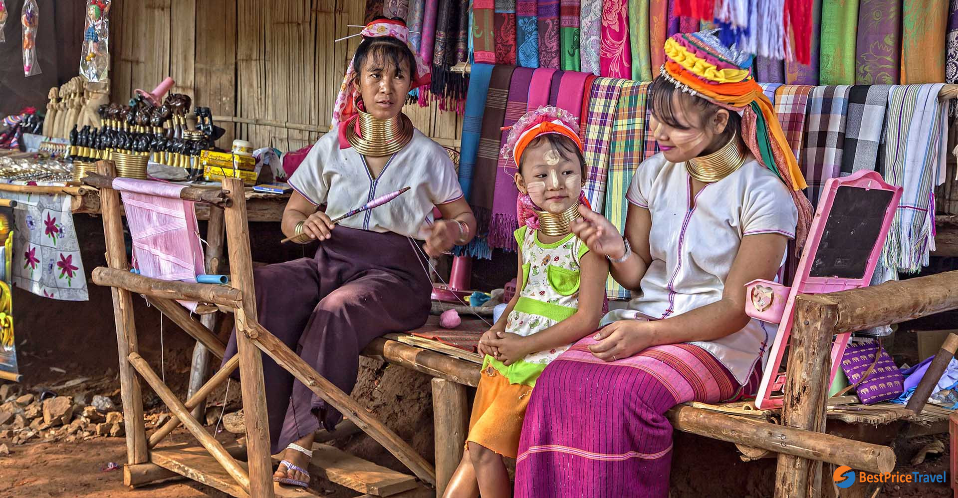 Long Neck Tribe - one of best things to do in Chiang Mai