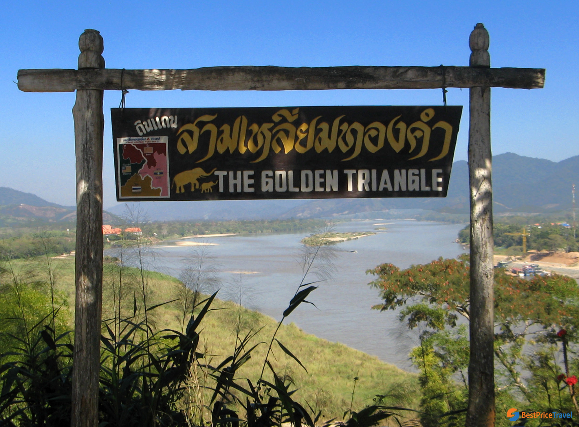Golden Triangle Area - one of best things to do in Chiang Mai