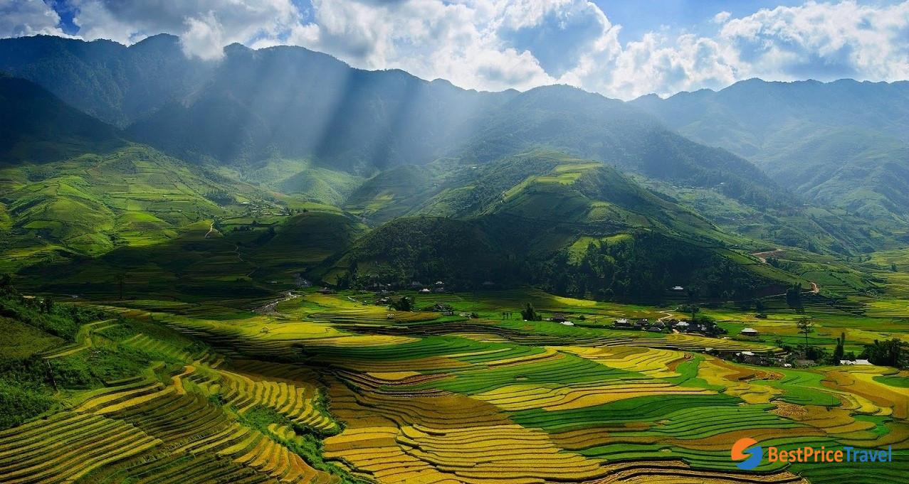 Sapa - Vietnam Cambodia Itinerary
