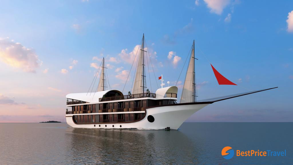 Book Halong Bay Cruise online before travel
