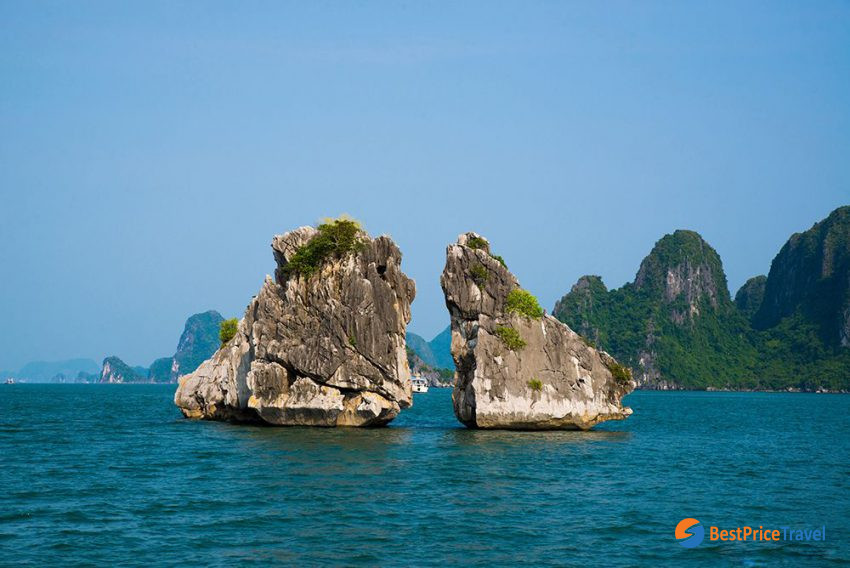 Photo of Trong Mai Islet in Halong Bay
