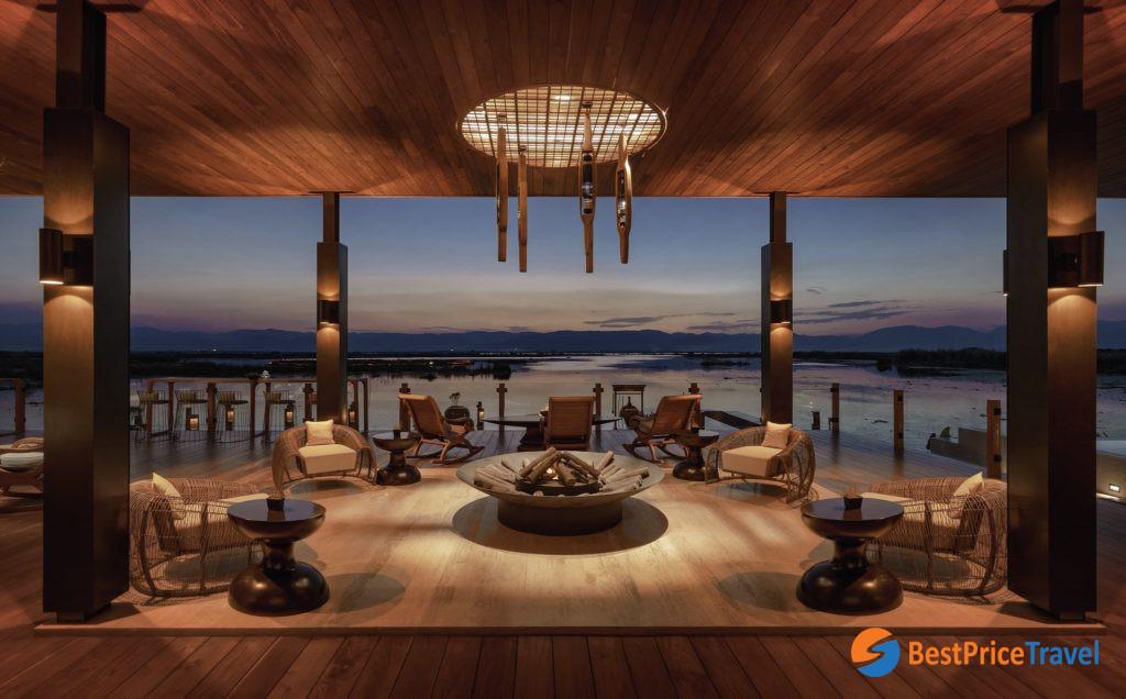 7. Sofitel Inle Lake Myat Min 5*