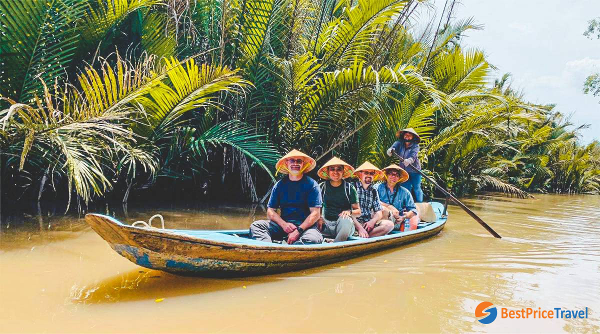 Sunny Mekong Delta - a safe place during Coronavirus outbreak