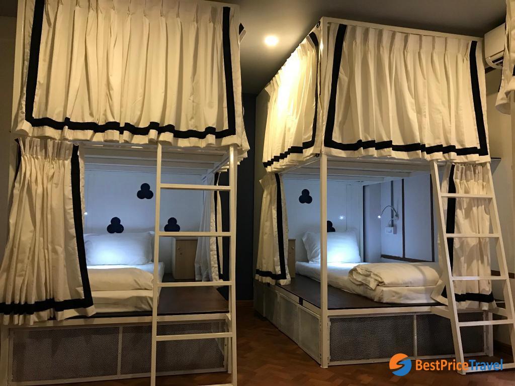 BaoBa Bed Hostel Bagan