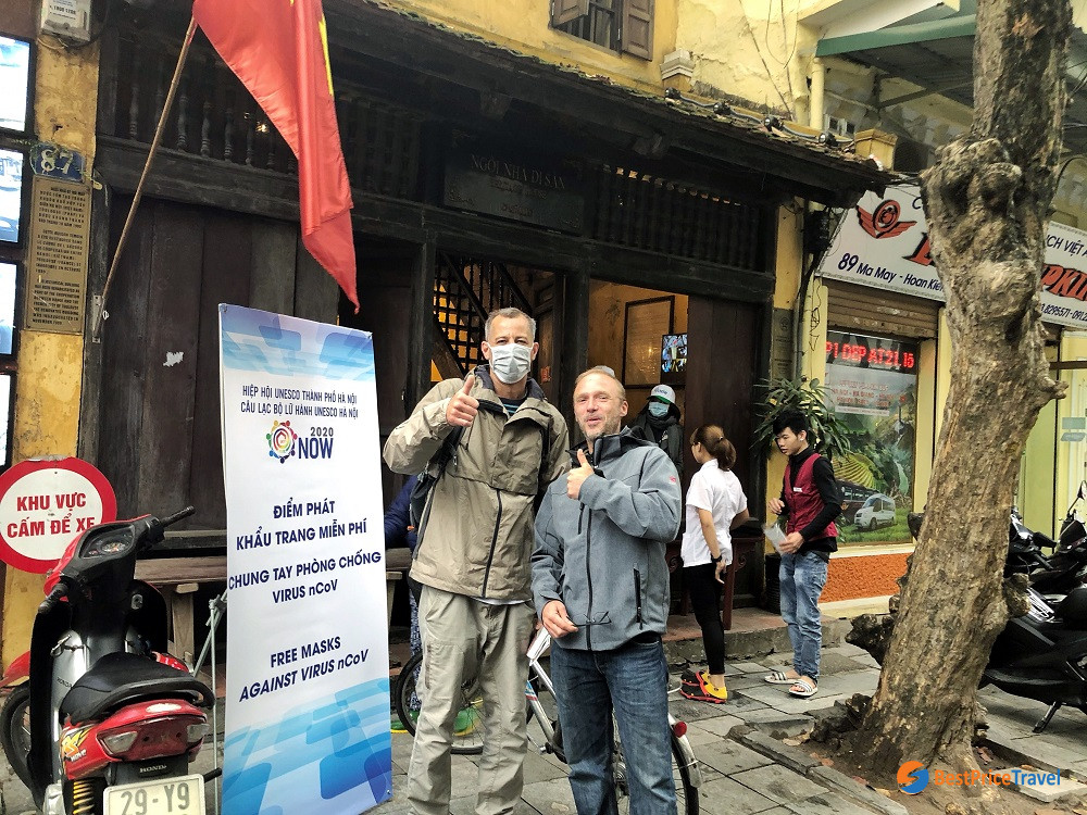 Vietnam is one of the safest countries during coronavirus outbreakmasks against COVID-19
