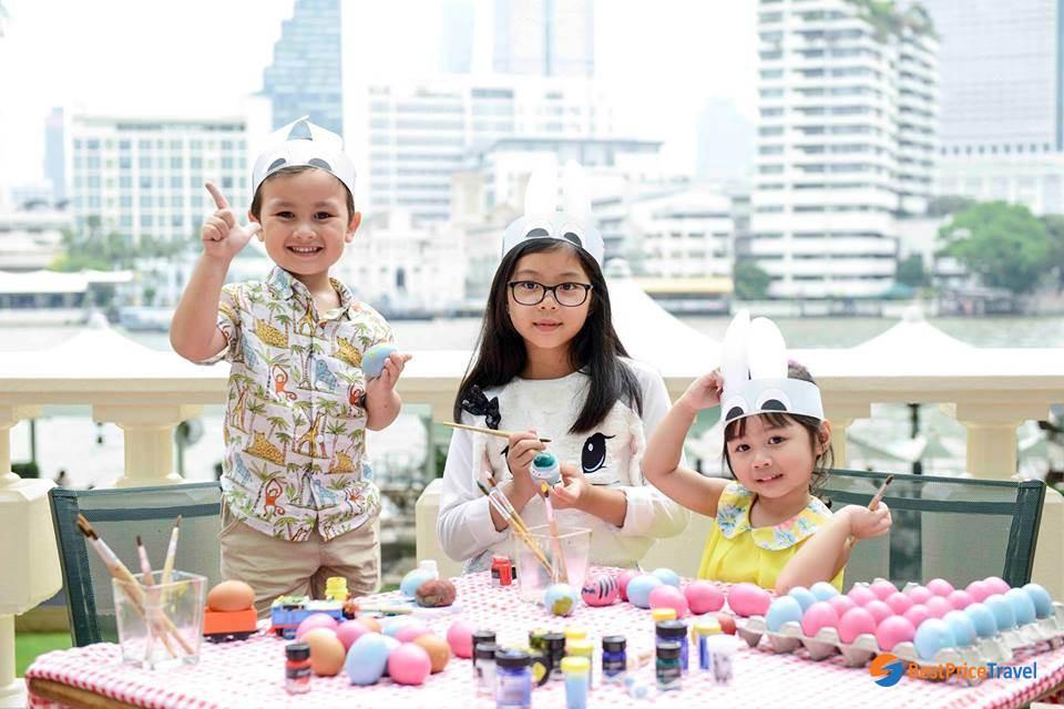 Easter Sunday entertainment for kids