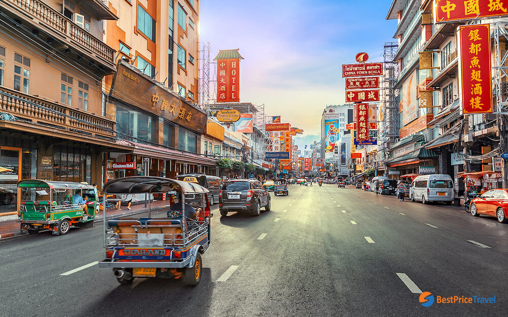 Come to Bangkok and enjoy your holiday in Thailand