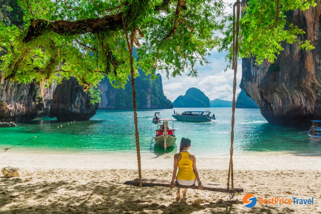 10 Best thing to do in Thailand - Beach holiday