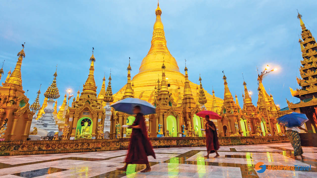 Tip for tour guides when you enjoy your trip in Myanmar