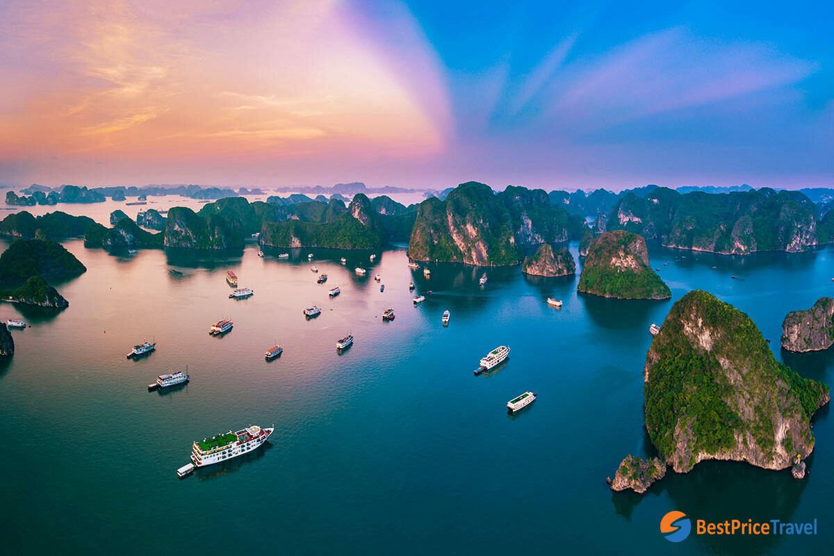 Halong Bay is expected to be the most popular destination after the covid-19 outbreak
