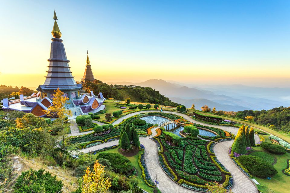 Summer is an ideal time for outdoor activities in Chiang Mai