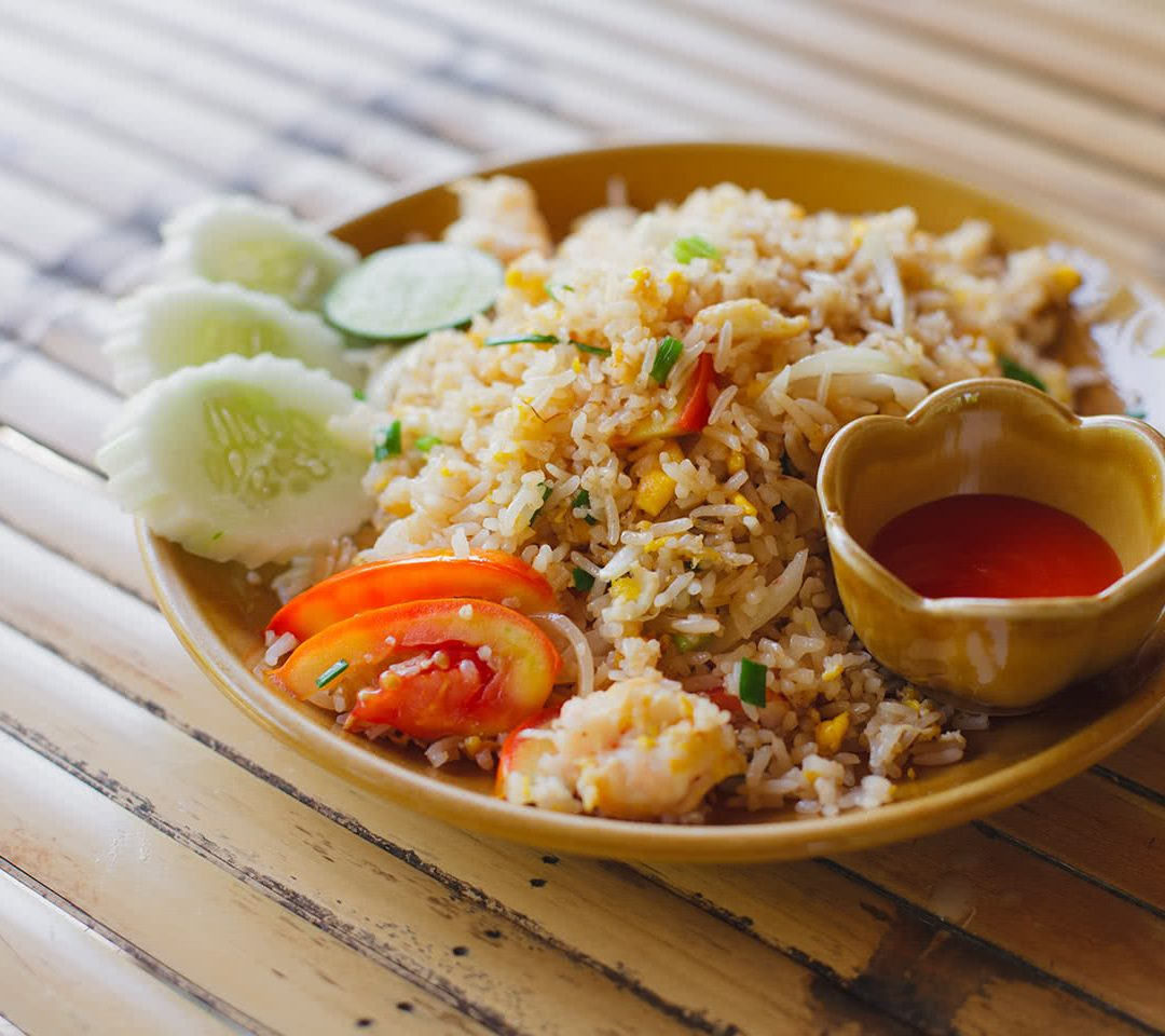 Khao Pad - Top 10 best street food in Thailand