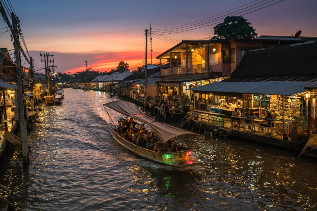 Thailand is waiting for the comeback of tourists