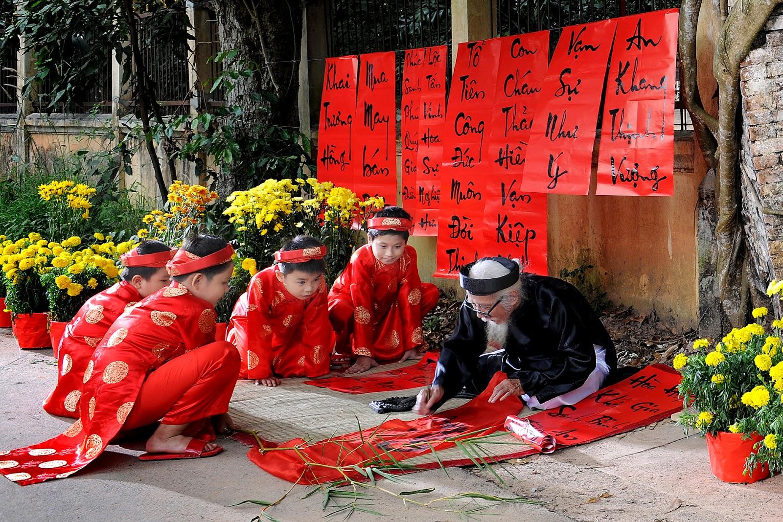 best festival season to visit vietnam