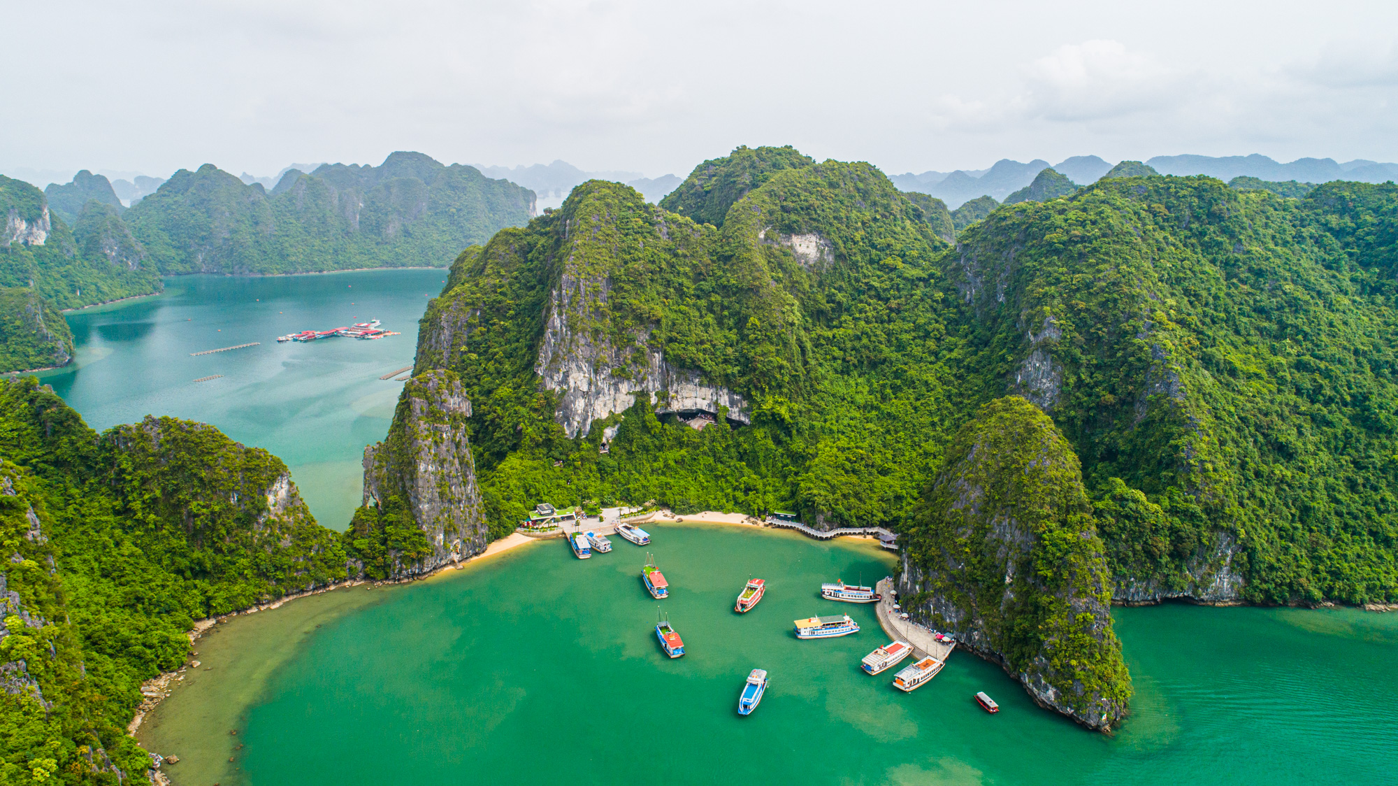 Lan Ha Bay -  5 Must-see Attractions in Indochina 2020