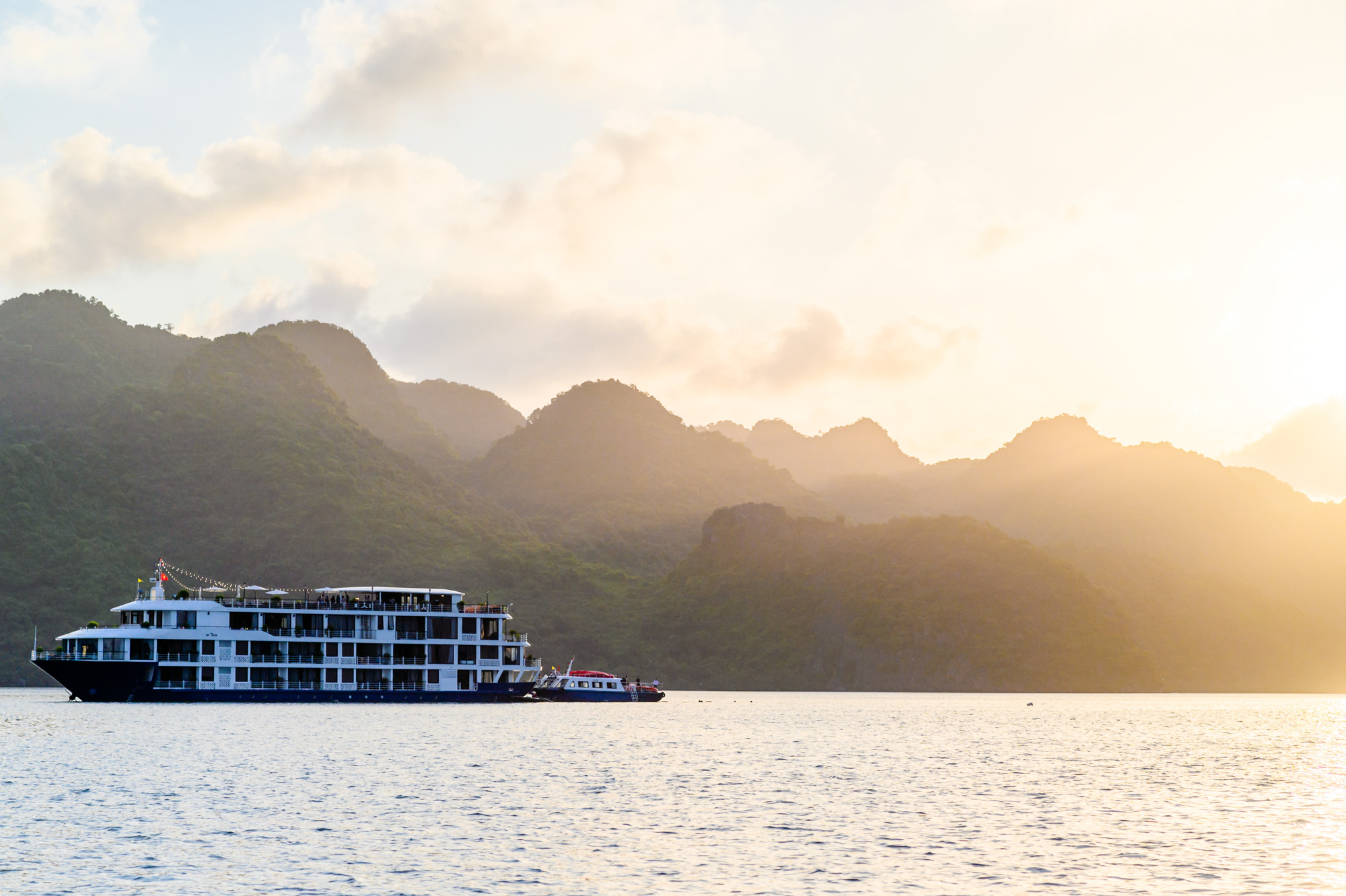 Cruise in Lan Ha Bay -  5 Must-see Attractions in Indochina 2020
