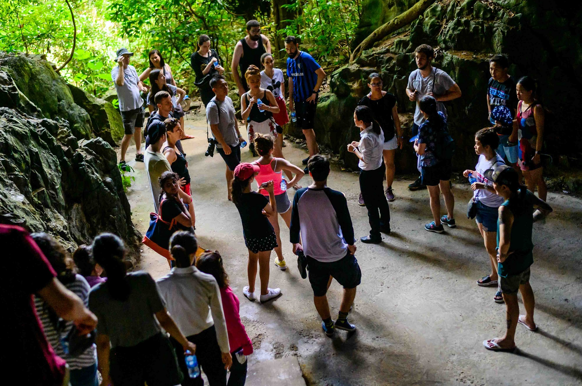 Group booking to save for your halong bay trip