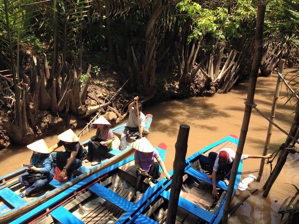 Mekong Delta - Vietnam Cambodia Itinerary