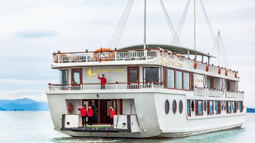 Calypso Halong Bay Cruise