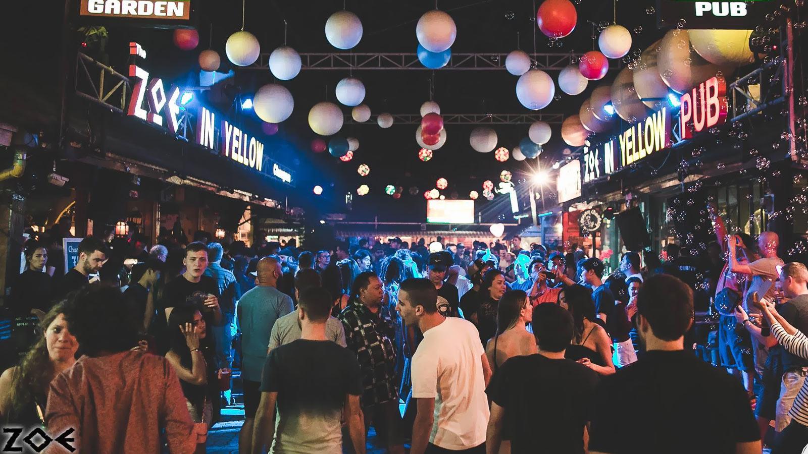 Zoe in Yellow - Top Nightlife activities in Chiang Mai