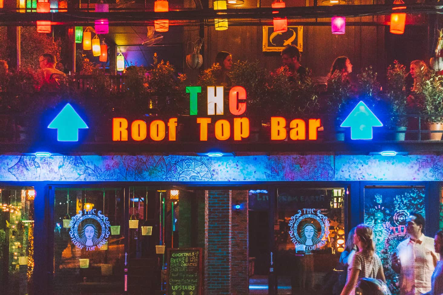 THC Rooftop Bar - Top Nightlife activities in Chiang Mai