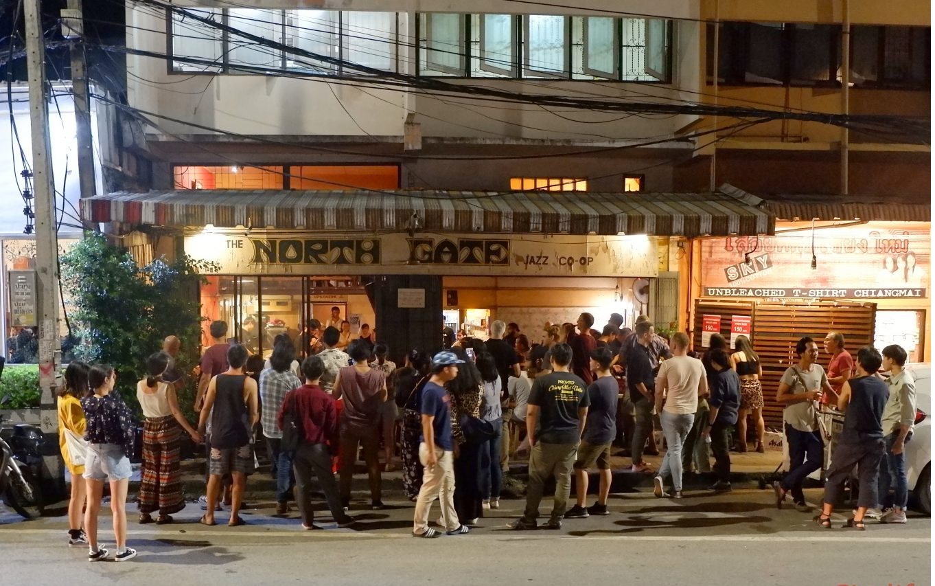 North Gate Jazz Co-Op - Top Nightlife activities in Chiang Mai