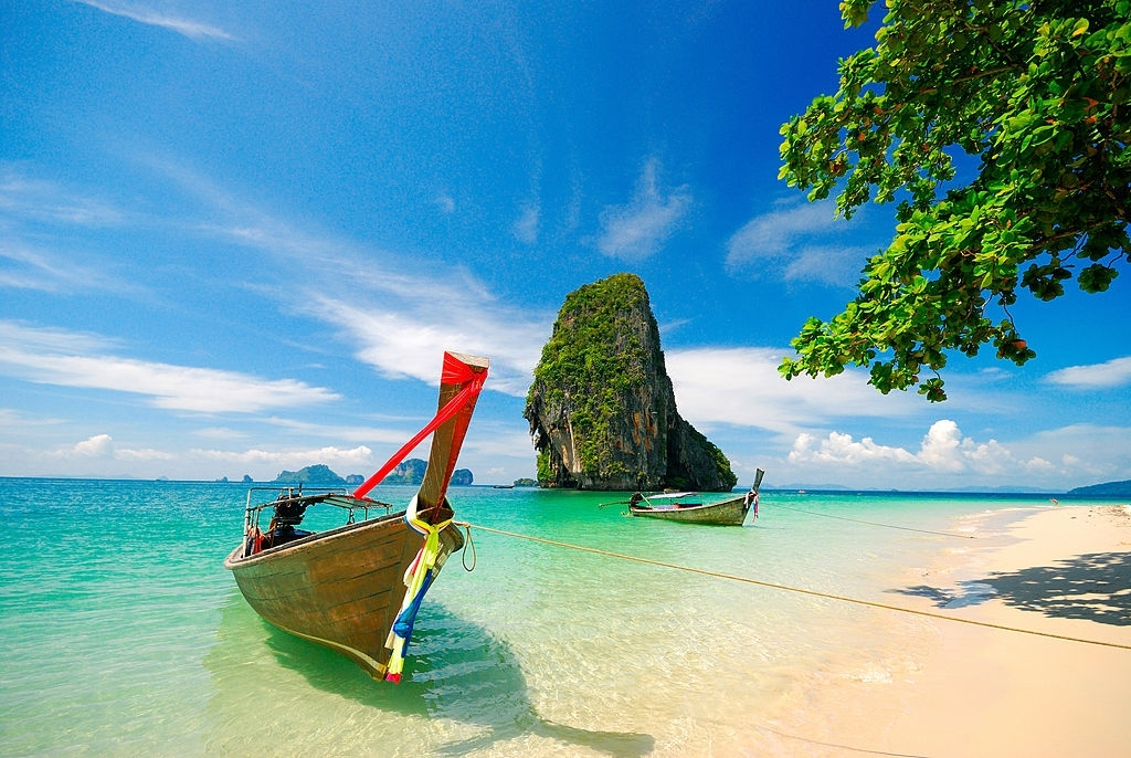 Krabi - Top 10 Must Visit Places In Thailand