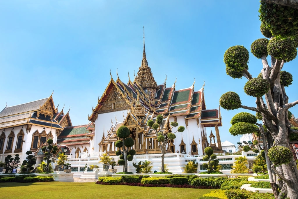Grand Palace - Experience of the Best 6-day in Thailand