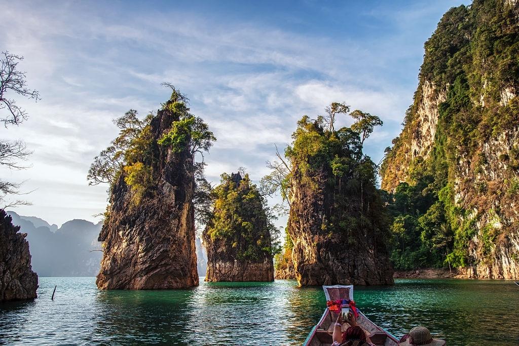 Cheow Lan Lake  - 10 days on a Thailand beach vacation