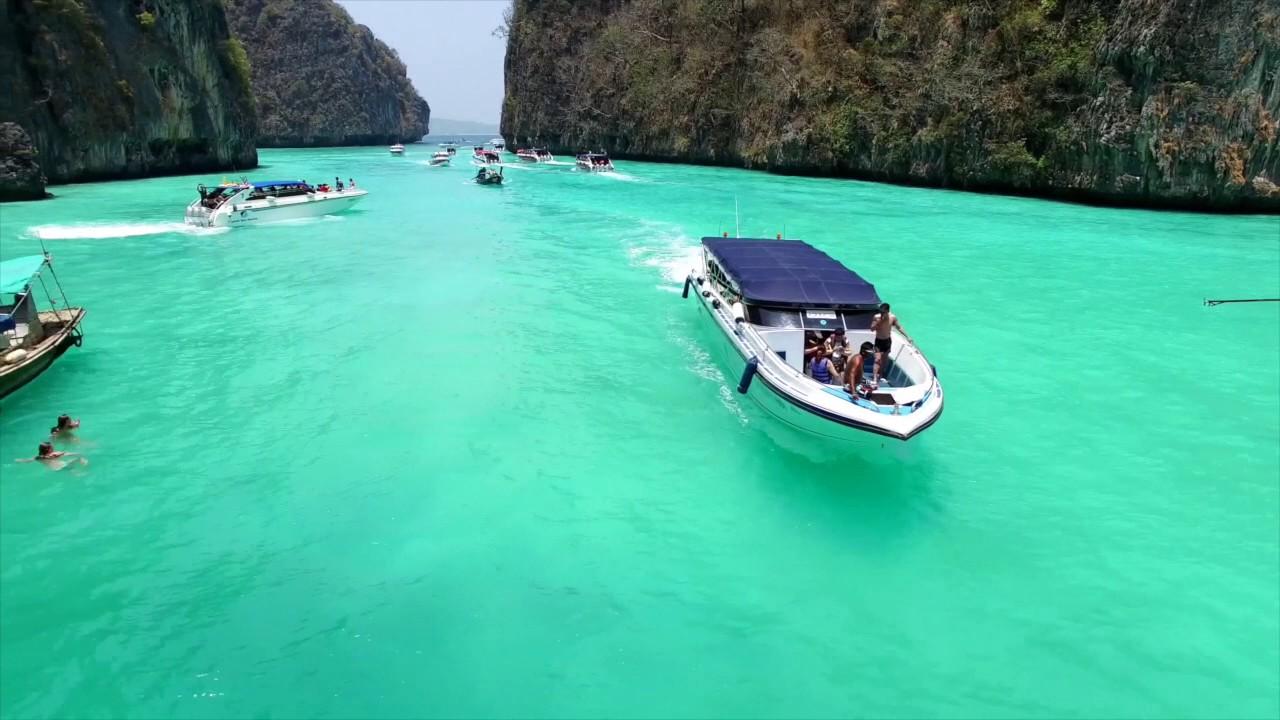 Phiphi Island - 10 days on a Thailand beach vacation