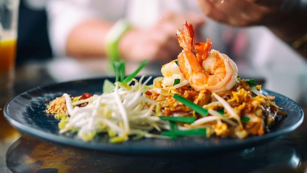 Thai Cuisine - 10 days on a Thailand beach vacation