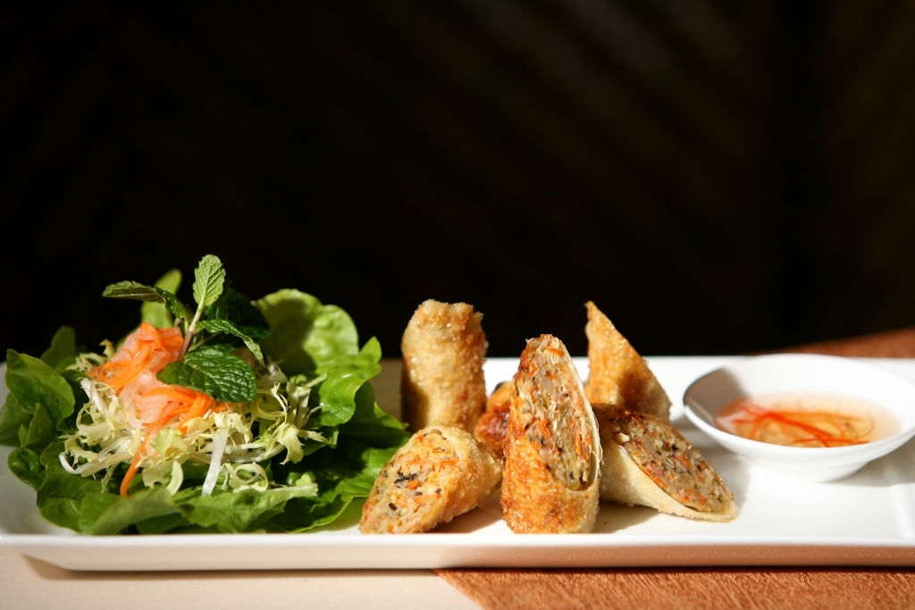 Fried Spring Rolls - Top 30 famous Vietnamese food