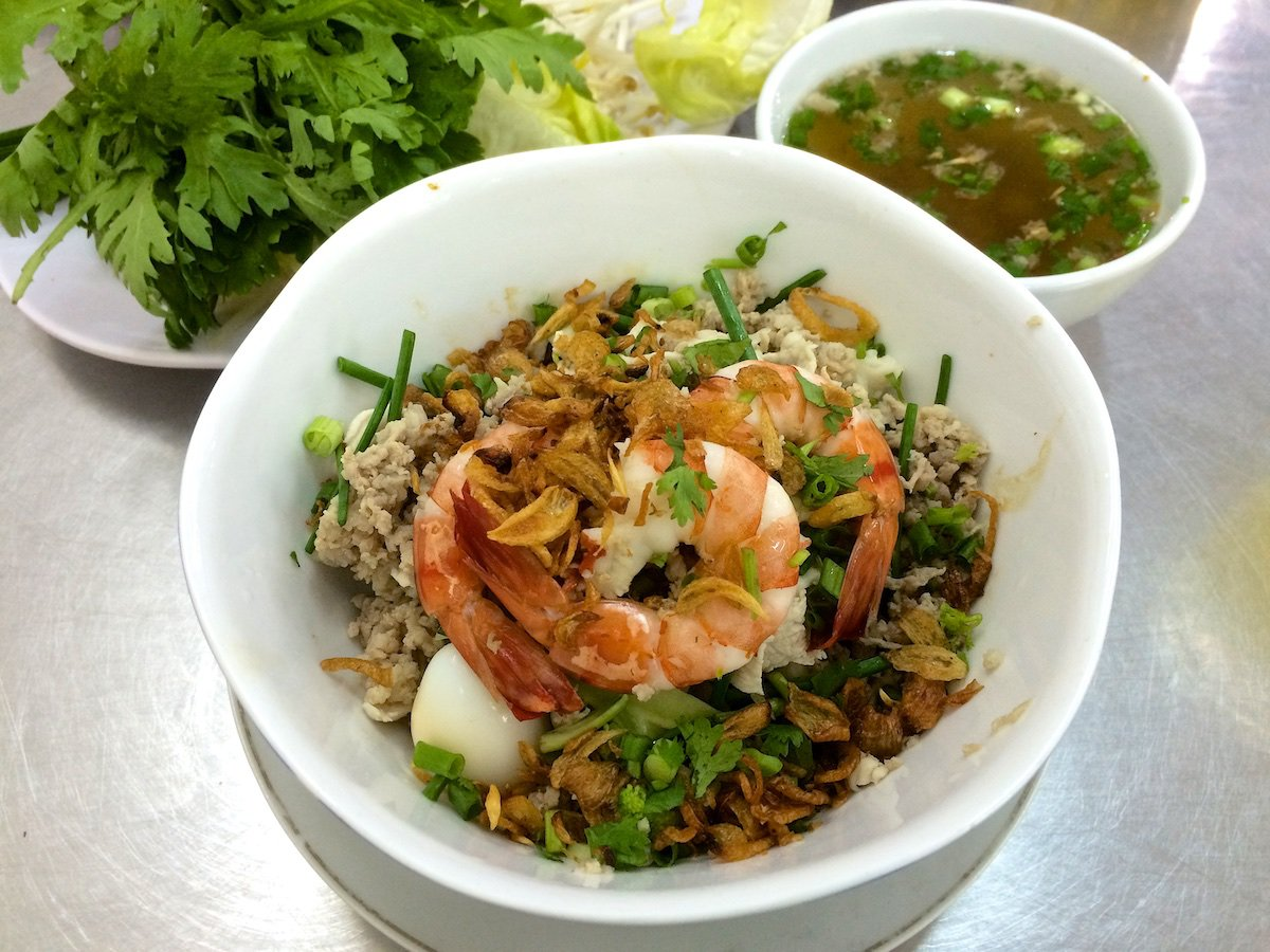 Chinning noodle - Top 30 famous Vietnamese food